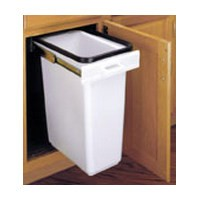 Rev-A-Shelf E-Z 300-4, Top Mount Trash Pull-Out, Self-Sealing