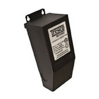 Rev-A-Shelf L-DC-MGT60-CON-30, 60 Watt, 12V Wall Dimmable Hardwire Magnetic Transformer, Tresco, Black