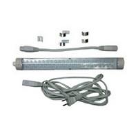 Pro Value SA22250WH, 2.7 Watt LED Task Lights, Pro Task LED Series, 9.84 L, 120V, Surface Mount at 45 or 90 Degs, Cool White, White