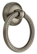 "Liberty Hardware P28218-904-C, Heirloom Silver 1-3/4"" Pull, Zinc Die Cast, Center to Center 1-3/4"""