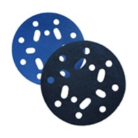 FastCap CON SAND PAD 5 Sanding Pad,  FastCap 5in Hook and Loop to PSA conversion Pad, Universal hole pattern