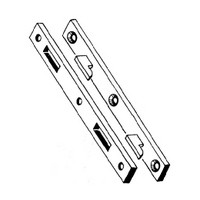 Parker KD1613, Post Hangers, 3 x 5/8, 1 Set of 4 Male and 4 Female