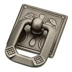 Liberty Hardware P10113-904-C, Heirloom Silver 33mm Pull, Zinc Die Cast
