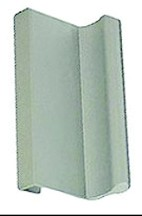 Engineered Products (EPCO) GP15BL - Extruded Handle, Length 2-3/4, Satin Brass Anodized Aluminum, Sliding Door Pull