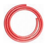 Milton 1630-100, EPDM 2 Braid Air Hoses, Rubber, 1/4 x 100ft