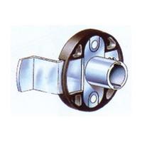 CompX Timberline CB-245 Timberline Lock Cylinder Body Only, Deadbolt Lock, Vertical Mount, 3/4 Material, 180 Deg Rotation, Cylinder 3/4, Setback 7/8, Cam Ext 1-1/2, Cam Throw 1/2