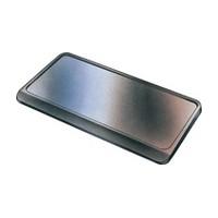 Weber-Knapp 14675A 2 175, Keyboard Flush Surface Platform, Black