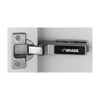 Grass 24181-34 95 Degree Hinge, Negative 45 Degree, Dowel