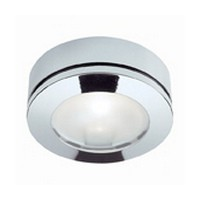 Hera C/SET1ES120WH Halogen 2-Puck Set, ES1 Series, White