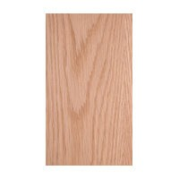 Edgemate 8101082, 4ft  X  8ft Real Wood Veneer Sheet, 10 Mil Backing, White Oak