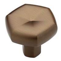 Liberty Hardware P19024-228-C, 1-5/16 (34 mm) Knob, Zinc Die Cast Knob