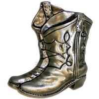 Sierra Lifestyles 681254, Knob, Boots Knob, Pewter, Western Collection