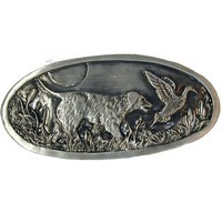 Sierra Lifestyles 681414, Pull, Dog Pull, Pewter, Rustic Lodge