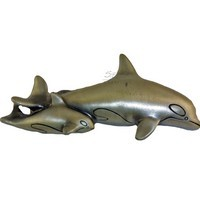 Sierra Lifestyles 681561, Pull, Orca Pull - Pewter, Coastal Collection