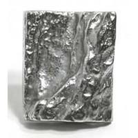 Emenee MK1060ABC, Knob, Block, Antique Bright Copper