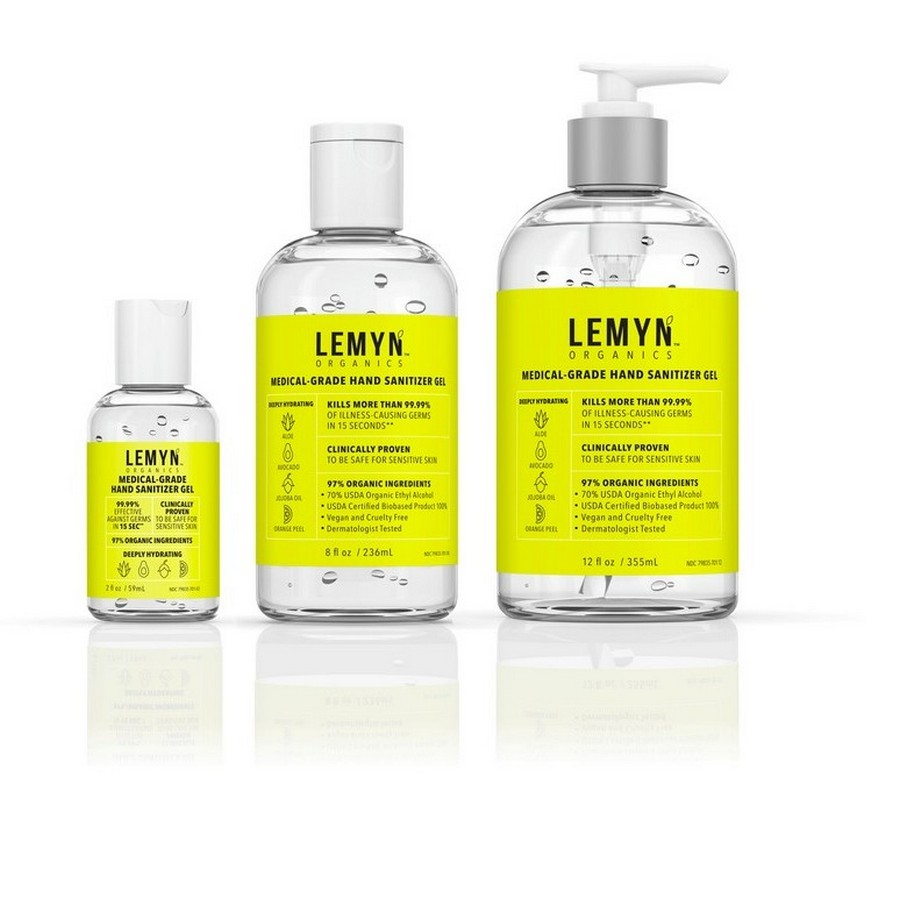 Lemyn Bottle Sizes