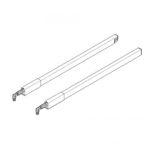 TANDEMBOX Top Gallery Rails