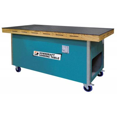 Sanding Tables and Accessories