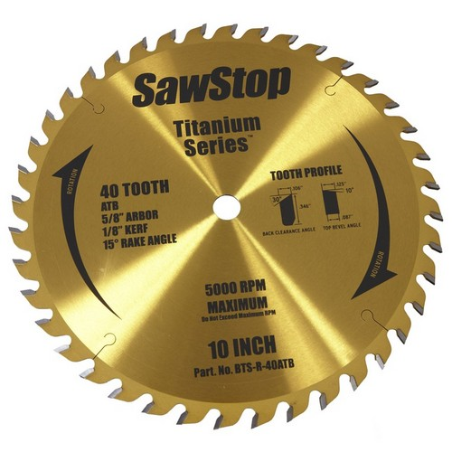 SawStop Accessories