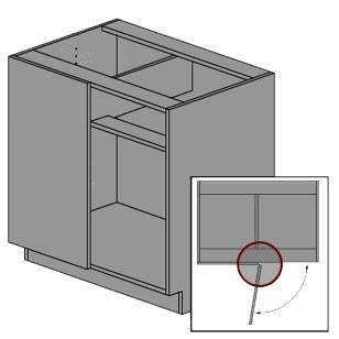 Blind Corner Cabinet Hinges