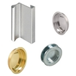 Sliding Door Pulls and Accessories