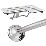 Shower and Sink Hardware and Accessories