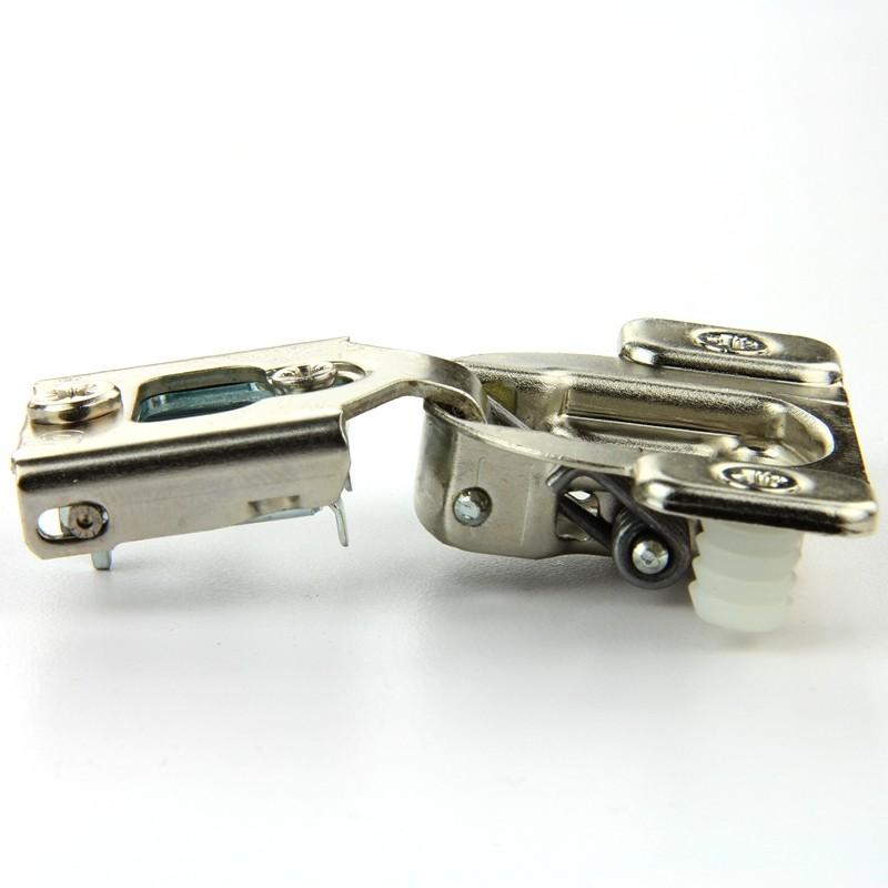 Side view of Blum 38N355C.12 Compact 38N Hinge