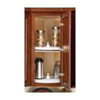 Rev-A-Shelf 6071-28-11-52 28in Full Circle Lazy Susan Shelf Only, White :: Image 10