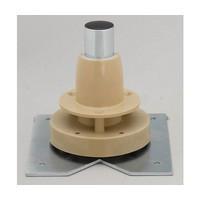 Rev-A-Shelf LD-4BW-004BM1-8 Bulk-8, 4-1/2 Shaft, Bottom Mount Lazy Susan Hardware Component :: Image 10