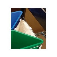 Rev-A-Shelf 6770-11-52, 18 Qt. Replacement Canvas Bag for Bottom Mount Trash Pull-Out :: Image 10