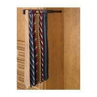 Rev-A-Shelf TRC-12ORB - 12in Side Mount Tie Rack, Oil-Rubbed Bronze :: Image 10