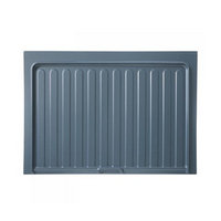 Rev-A-Shelf SBDT-3942-S-12 Bulk-12, 40-1/2 Polymer Sink Base Drip Tray, Silver :: Image 10