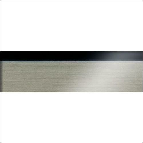 "Edgebanding PVC 3D19R6 Black & Brushed Aluminum, 15/16"" X 1mm, 492 LF/Roll, Woodtape 3D19R6-1440-27 :: Image 10"