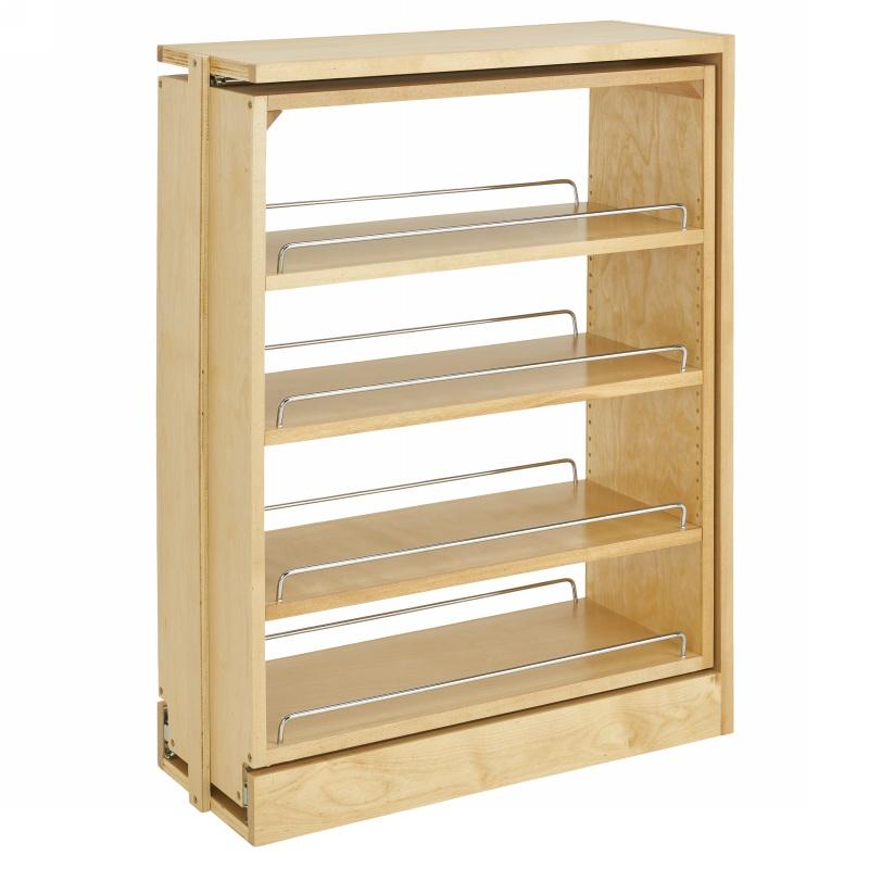 Rev-A-Shelf 432-BF-9C - 9in Base cabinet Filler with Adjustable Shelves :: Image 10