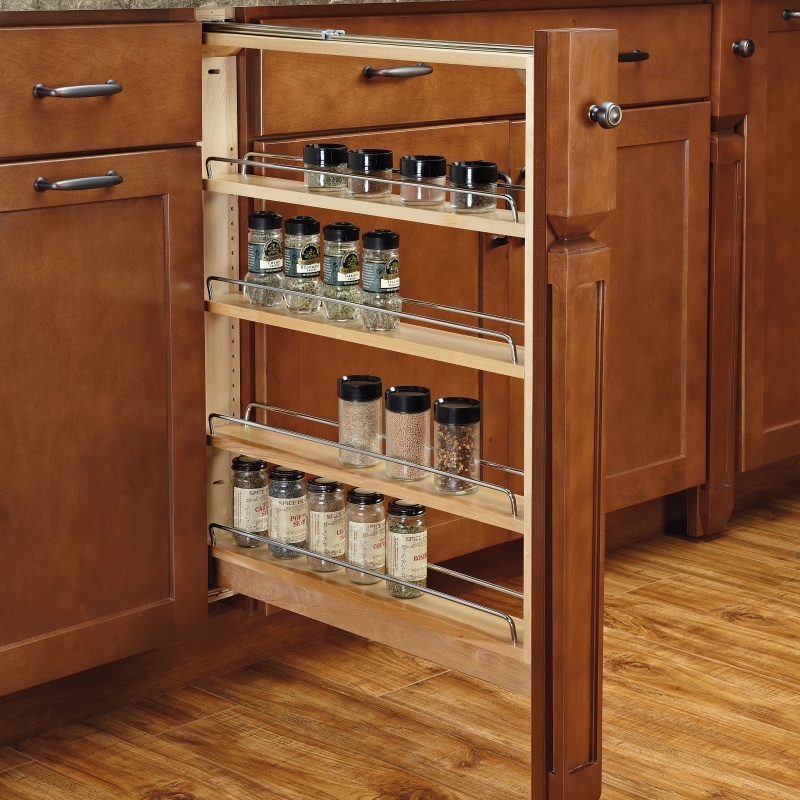 Rev-A-Shelf 432-BFBBSC-3C - 3in Base Filler Pullout Soft-Close :: Image 20