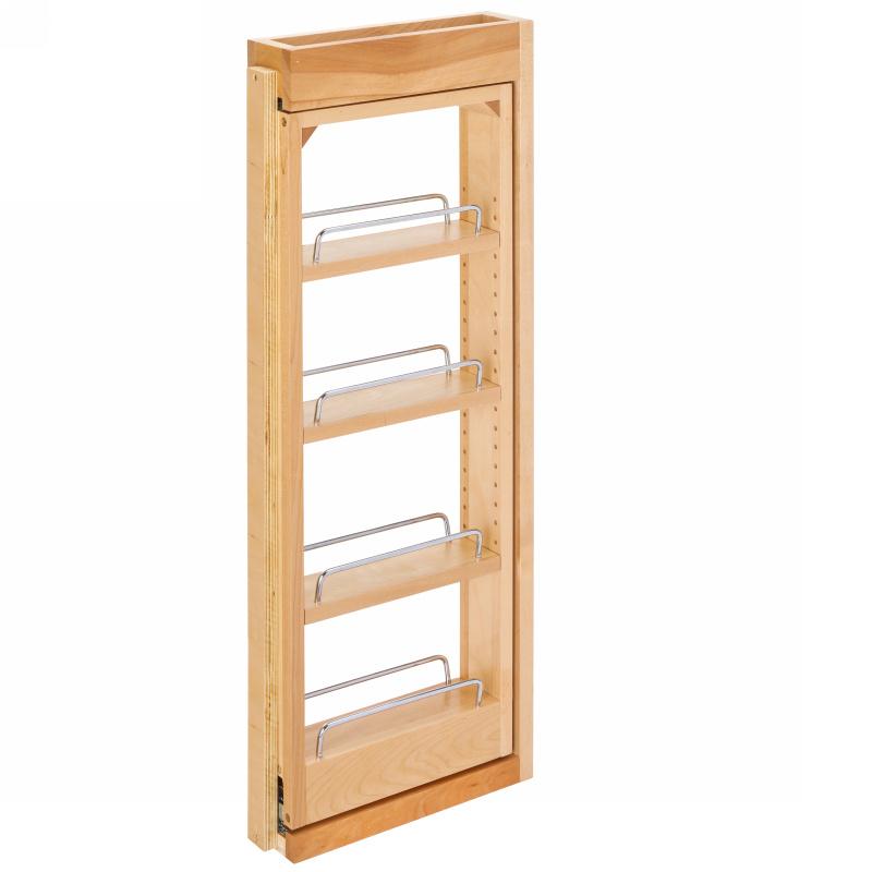 """Rev-A-Shelf 432-WF-3C, 3"""" Wall Cabinet Filler with Adjustable Shelves :: Image 10"""
