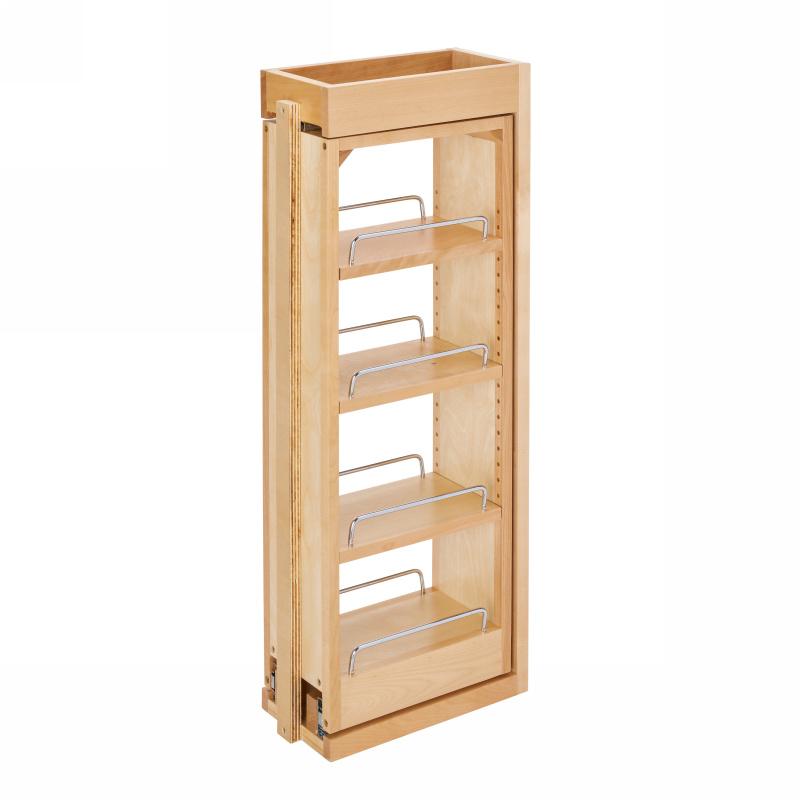 """Rev-A-Shelf 432-WF-6C, 6"""" Wall Cabinet Filler with Adjustable Shelves :: Image 10"""
