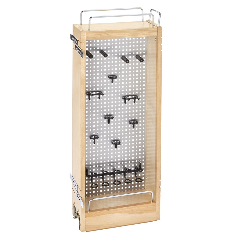 Rev-A-Shelf 444-WC-5SS - 5in Base Cabinet Organizer :: Image 10