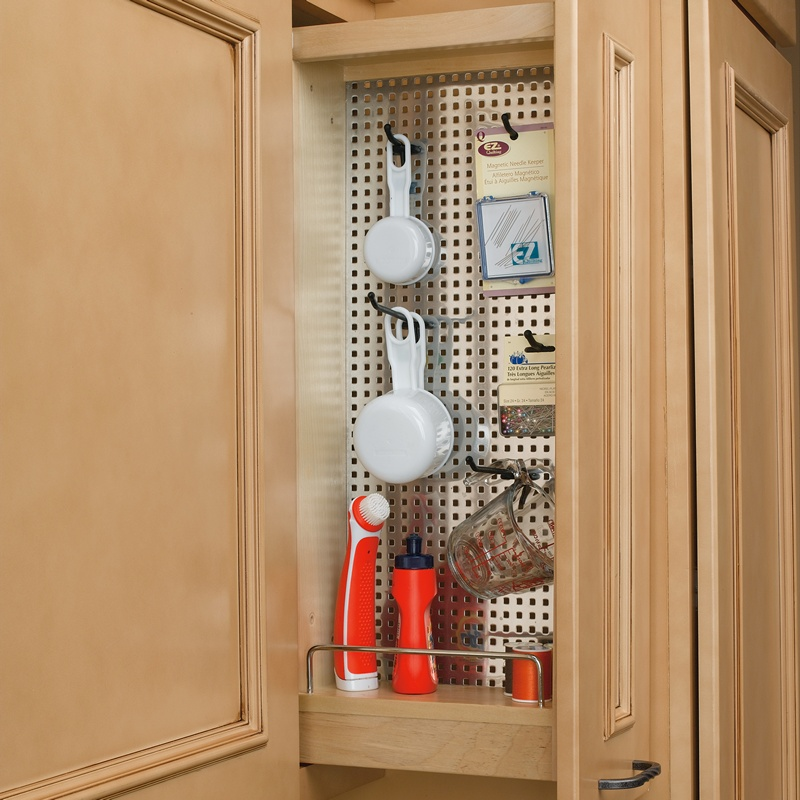 Rev-A-Shelf 444-WC-5SS - 5in Base Cabinet Organizer :: Image 30
