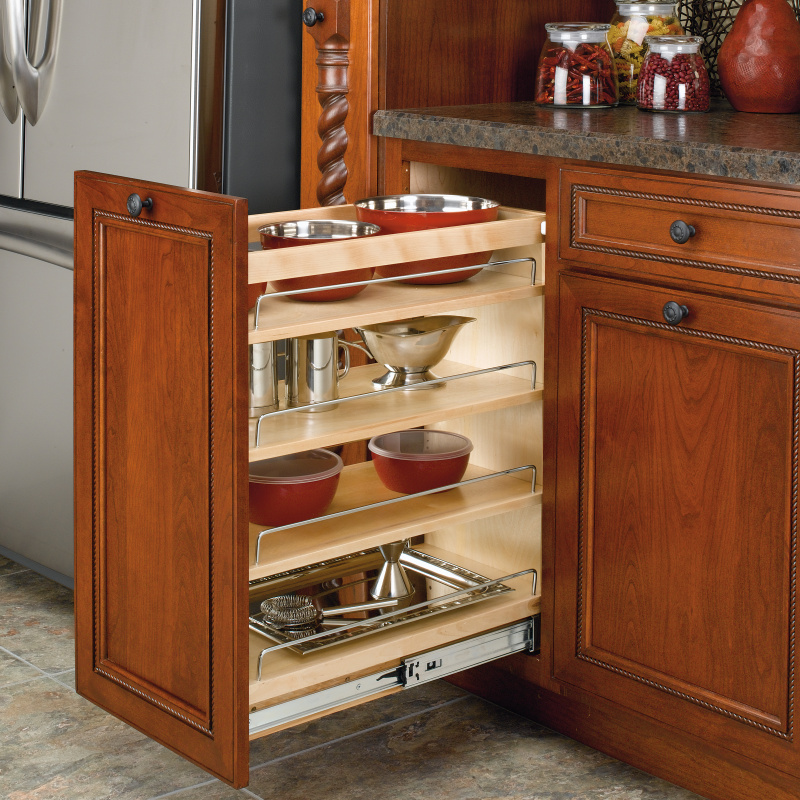 "Rev-A-Shelf 448-BC-11C 11"" Base Cabinet Organizer :: Image 20"