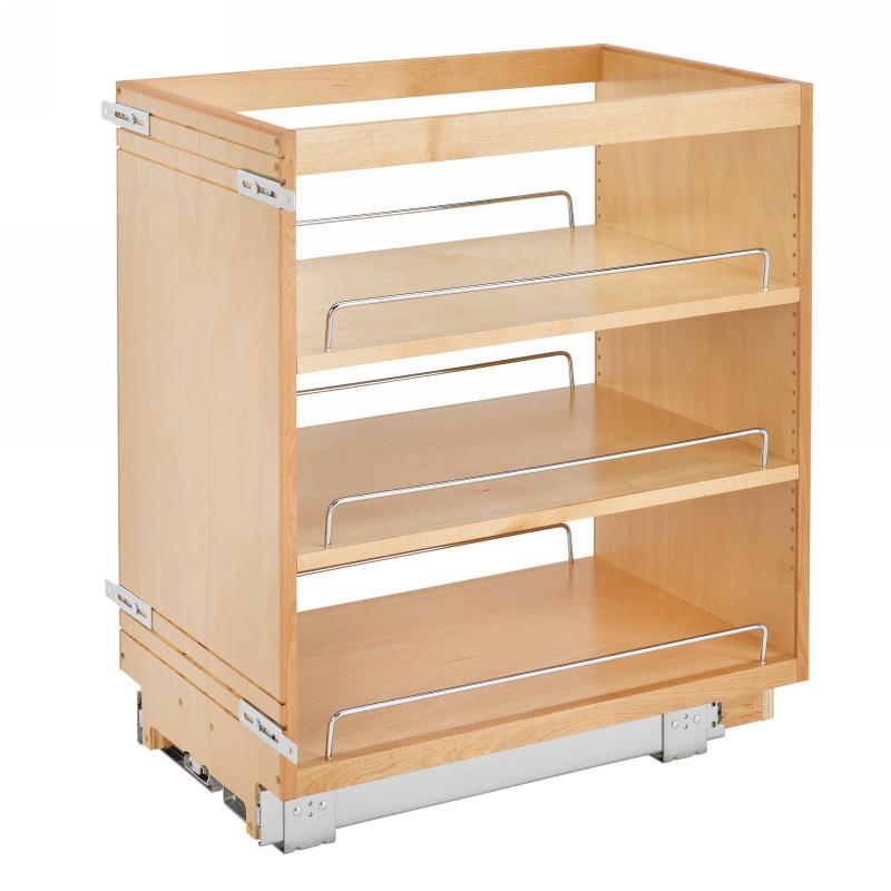"Rev-A-Shelf 448-BC-14C 14"" Base Cabinet Organizer :: Image 10"