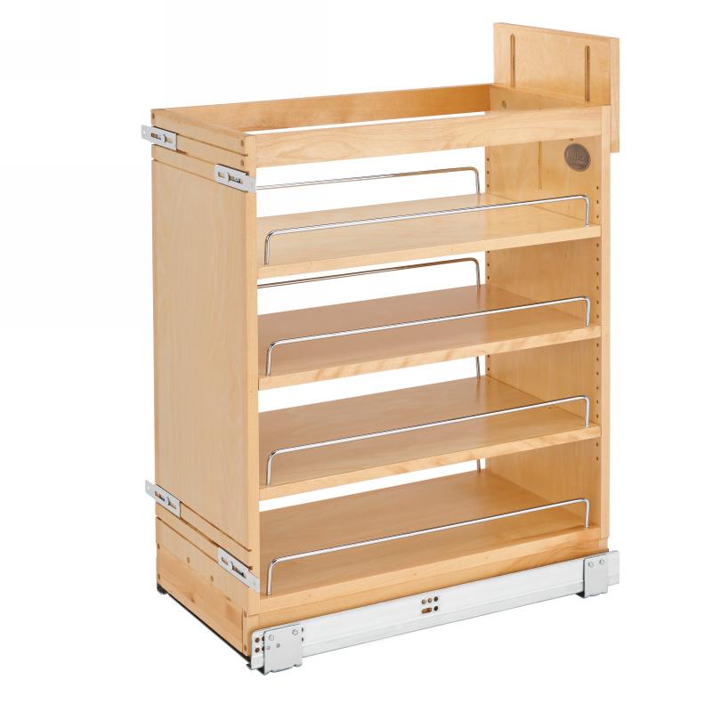 Rev-A-Shelf 448-BCSC-11C - 11in Base Cabinet Organizer Soft-Close :: Image 10