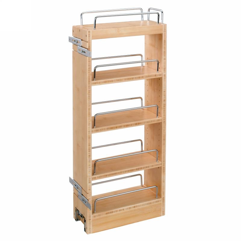 Rev-A-Shelf 448-WC-8C - 8in Wall Cabinet Organizer :: Image 10