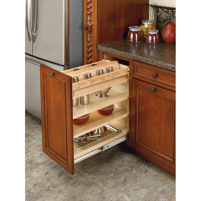 Rev-A-Shelf 448-SR11-1 - Spice Rack Insert for 448-BC-11C :: Image 20