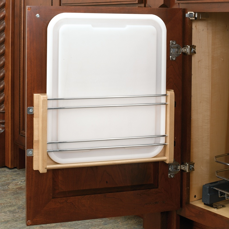 Rev-A-Shelf 4DMCB-18P - Large Door Mount Plastic Cutting Board :: Image 20