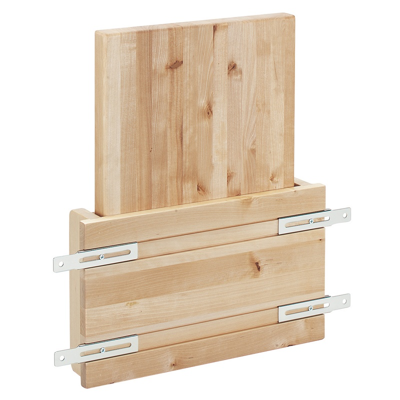 Rev-A-Shelf 4DMCB-15 Small 10-1/2in Door Mount Cutting Board :: Image 30