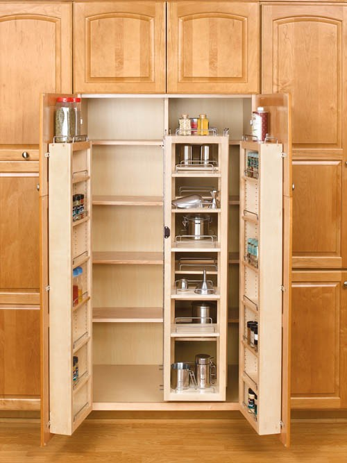 Rev A Shelf 4wp18 45 Kit 45in Swing Out Pantry Kit