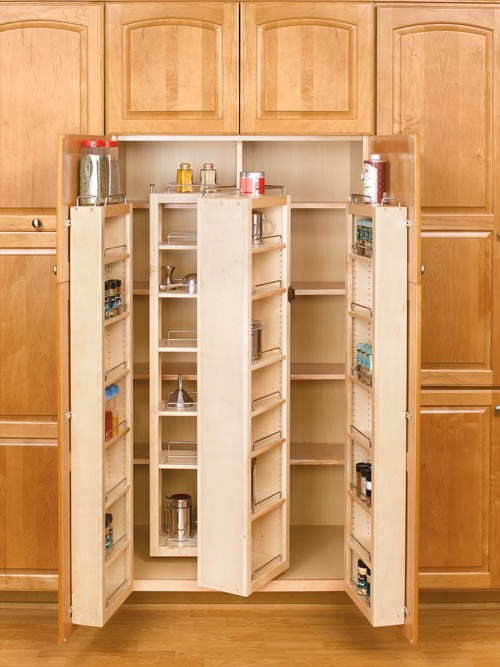 Rev-A-Shelf 4WP18-45-KIT 45in Swing Out Pantry Kit :: Image 30