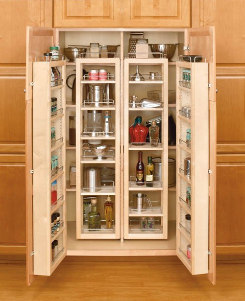 Rev-A-Shelf 4WP18-45-KIT 45in Swing Out Pantry Kit :: Image 10