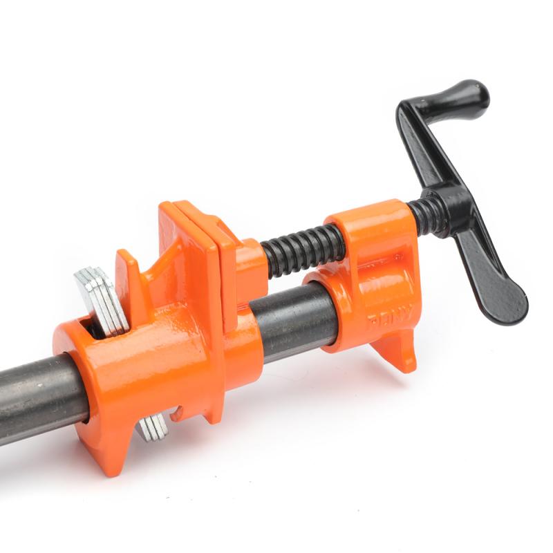 "Pony Jorgensen 50, Standard Reach Pipe Clamp with Crank Handle, Throat Depth 2-3/8"" :: Image 20"